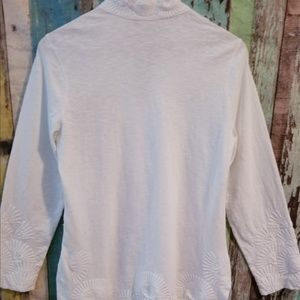 Coldwater Creek Tops - Coldwater Creek Tunic Small